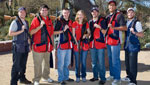 UA Shotgun Team Head Coach Mark Mclure and Athlete Zach Barghout tell us about how the sport of Trap and Skeet is played and about the International Shooting Sport Federation World Cuup Shotgun that will be held in Tucson from March 23rd - April 1st.