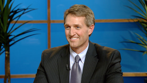 Congressman Jeff Flake discusses the Republican presidential primary debate in Arizona and his run for U.S. Senate.