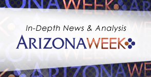 Arizona Week host Michael Chihak