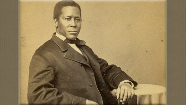 William Still, Father of the Underground Railroad.