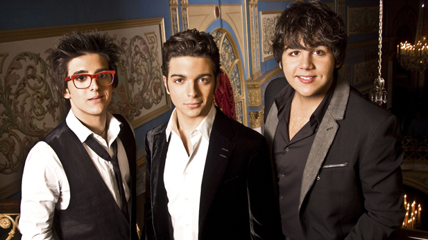 Italian heartthrobs Il Volo — Piero Barone, Ignazio Boschetto and Gianluca Ginoble —soar in their premiere PBS special filmed at Detroit's famed Opera House