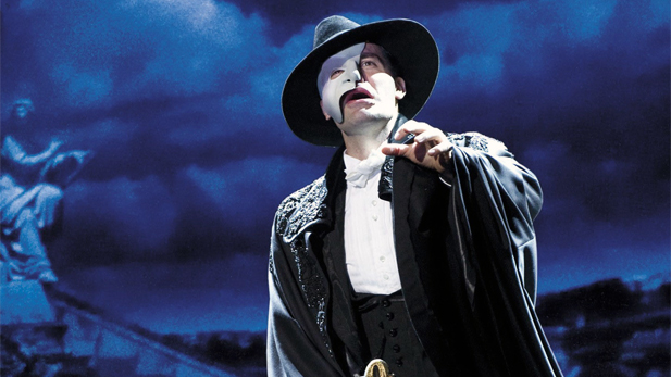 This lavish production, staged in the sumptuous Victorian splendor of London's Royal Albert Hall, marked the 25th anniversary year of The Phantom of the Opera, a show that has been seen in 145 cities in 27 countries, played to more than 130 million people and won more than 50 major theatre awards.