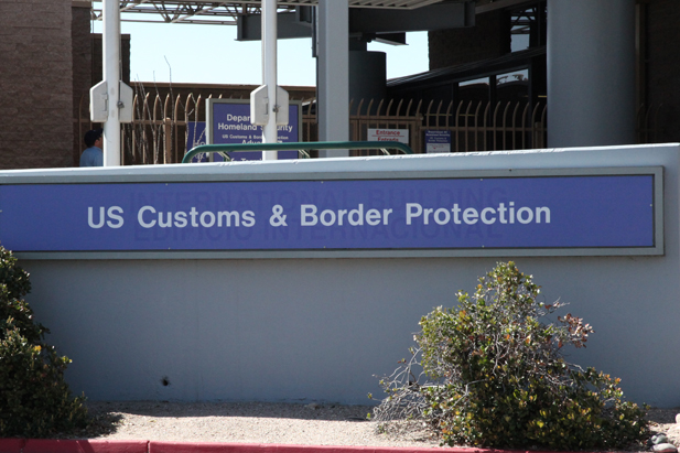 Customs and Border Protection is part of the U.S. Department of Homeland Security.