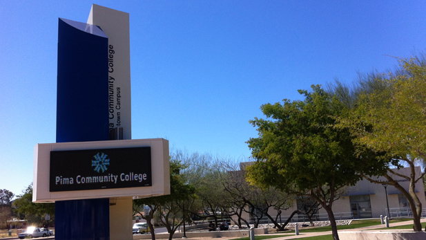 Pima Community College Downtown Campus.