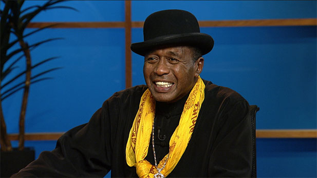 Entertainer Ben Vereen, in Tucson to teach dance and for a March 31 performance, leads an effort to help young entertainers find their way.