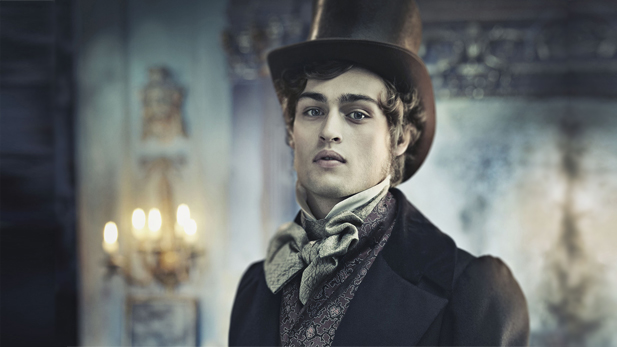 """Douglas Booth as Pip in MASTERPIECE CLASSIC """"Great Expectations"""""""