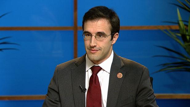 Former State Representative Matt Heinz (D-Tucson).