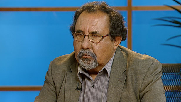 Arizona Democrat Representative of District 7 Congressman Raul Grijalva discusses his argument on the federal Affordable Health Care Act, a brief with the Supreme Court on SB 1070 and the budget pass in the House.