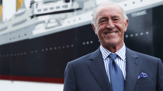 The Titanic with Len Goodman