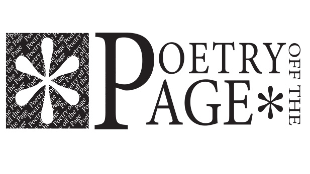 poetry off the page clean logo