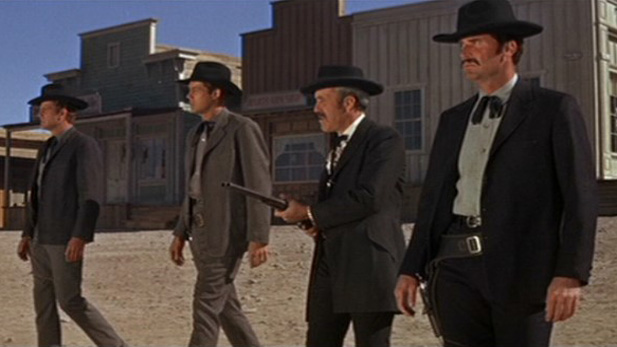 "A still from director John Sturges' 1967 film ""Hour of the Gun"""