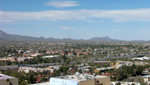 View of Tucson, March 6, 2012