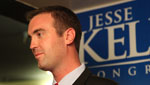 After conceding the special election in Congressional District 8 to Democrat Ron Barber, Republican Jesse Kelly thanks God, his family and his supporters.