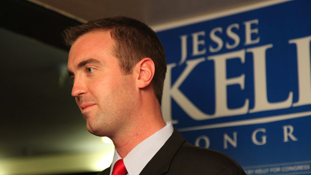 Jesse Kelly election night spotlight