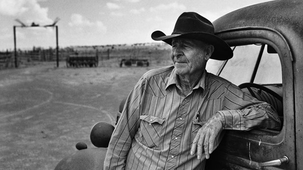 Phoenix based photographer Scott Baxter traveled across Arizona for more than 10 years to complete this project, which includes 100 striking black-and-white photos of families who have been ranching since, or before, Arizona became a state in 1912.