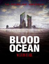 blood ocean book jacket portrait