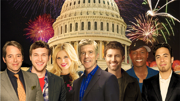 Celebrate America's Independence Day with A CAPITOL FOURTH, the nation's premier birthday party and a gala salute to our country's independence.