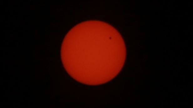 Venus Transit spotlight
