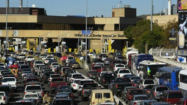 San Ysidro Port of Entry near San Diego is the busiest land port in the United States.  On November 25, 2018, Customs and Border Protection closed the port to vehicles and pedestrians for more than 6 hours.