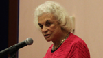 Sandra Day O'Connor speaking in Tucson July 19, 2012.
