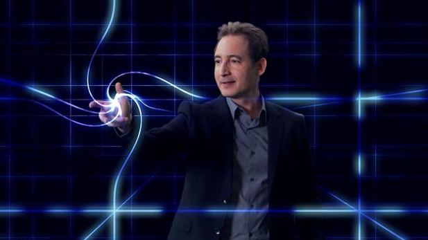 "Physicist and acclaimed author Brian Greene returns to NOVA with ""The Fabric of the Cosmos."""