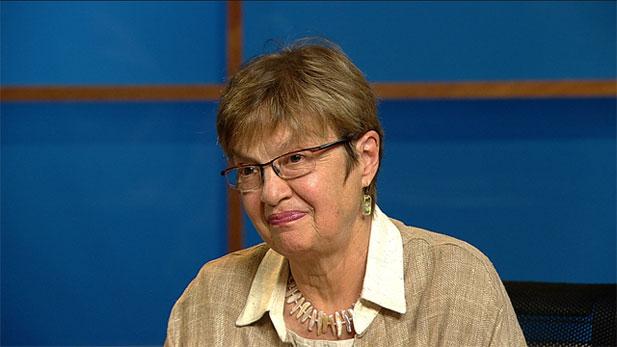 Carolyn Lukensmeyer spot