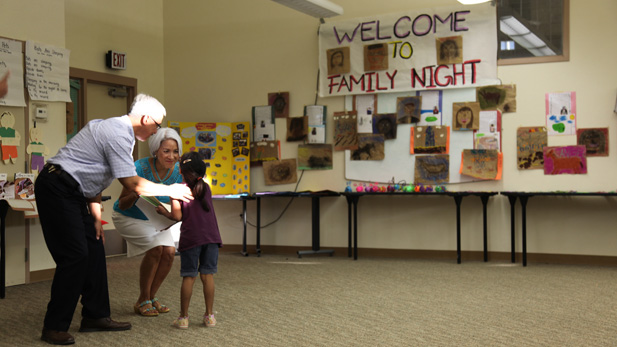 family night spotlight