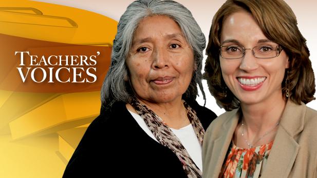 teachers voices Ofelia Meredith spotlight
