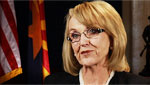 Michael Chihak speaks to governor Jan Brewer about some of the timely topics in the state.