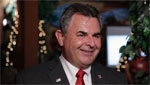 Mark Napier wins the Republican vote for Sheriff during the primaries on August 28, 2012.