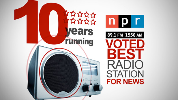NPR 89.1 Best Radio for News