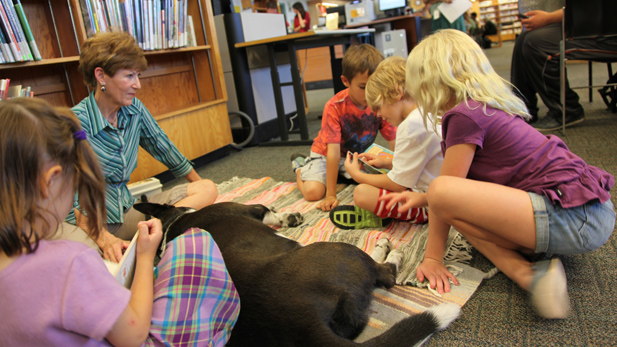 group read2dog spotlight