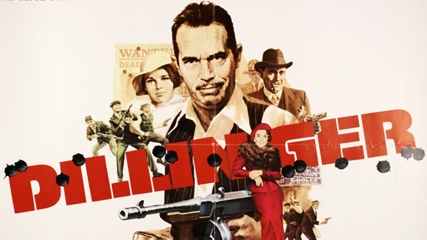 "The 1973 version of ""Dillinger"", directed by John Milius and starring Warren Oates"