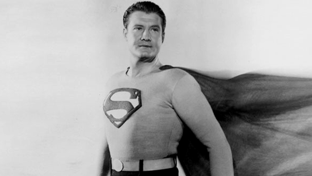 """Adventures of Superman,""George Reeves as Superman"