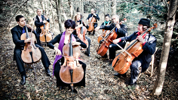 Portland Cello Project Nature Spotlight