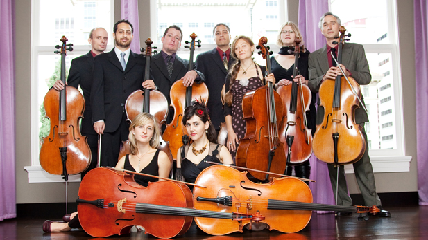 Portland Cello Project Inside Spotlight