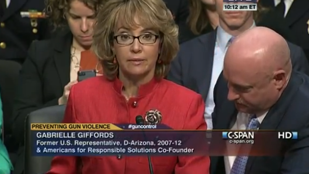 Giffords Senate Judiciary spotlight