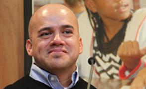 TUSD board member Cam Juarez focus large
