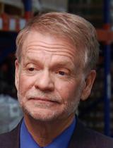 Bill Carnegie portrait