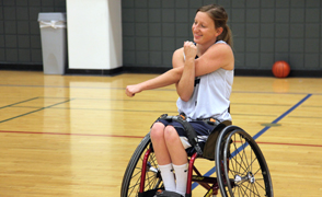 wheelchair basketball courtney focus large