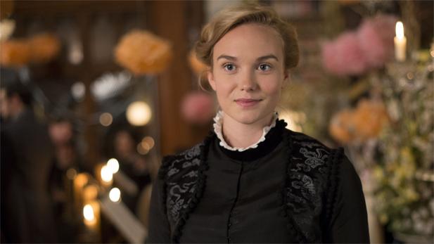 Joanna Vanderham as Denise
