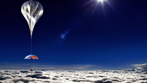 Tucson-based company plans to offer balloon rides to edge of space.