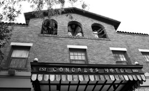 Hotel Congress outside large