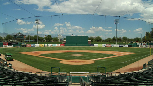 As of September, all of Southern Arizona's municipal baseball stadiums will be vacant.
