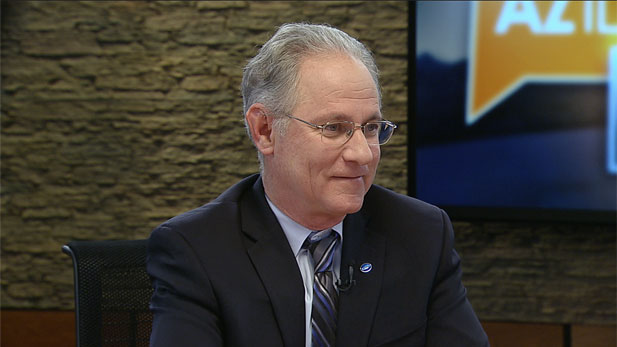 Tucson Mayor Jonathan Rothschild provides an update on his effort to end veterans' homelessness in the city by 2015.
