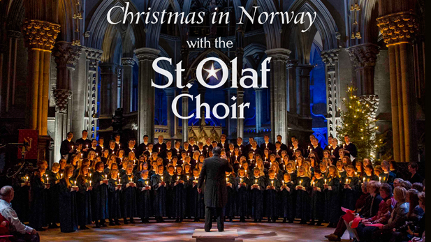 The St. Olaf Choir — which owes its origins and legacy to Norway — presents a concert in Trondheim's Nidaros Cathedral.