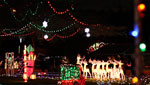 Shawn Bethel, Winterhaven resident, explains what it's like living in the middle of the festival of lights in Tucson.