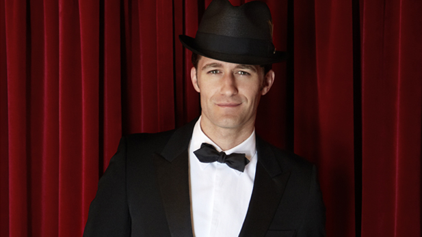 Charismatic singer, dancer and performer Matthew Morrison presents favorite Christmas songs and a collection of standards