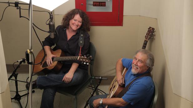 Nancy McCallion & Danny Krieger