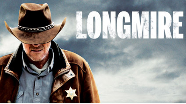 Longmire Season 1 spotlight